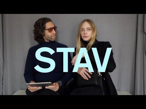 Transgender Model and Actress Stav Strashko at One Management&39;s Favorite Things