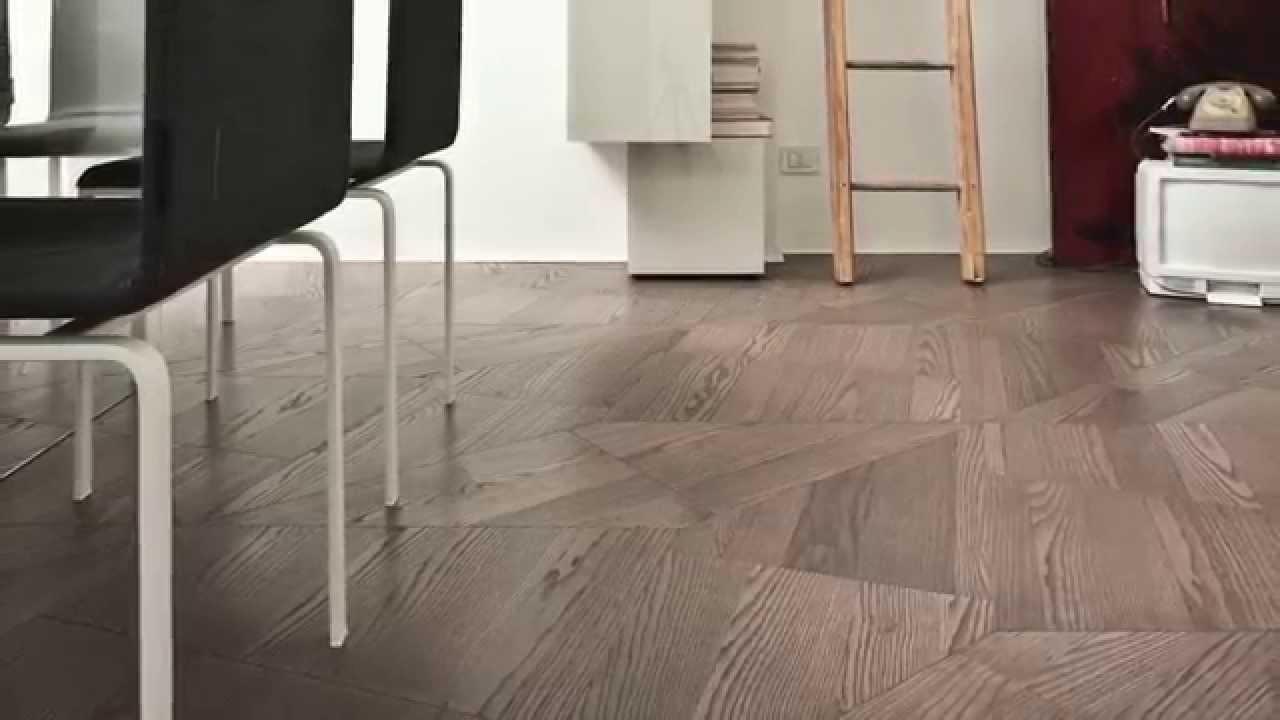 Listone Giordano Slide Geometric Wooden Flooring Youtube