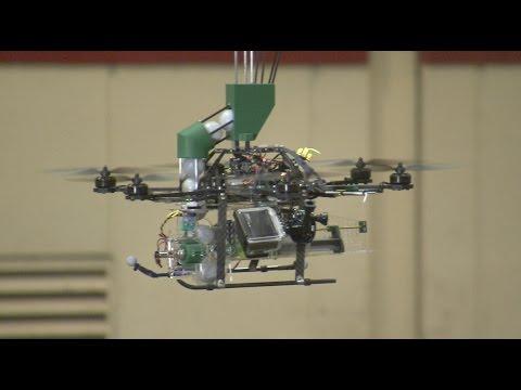 Controlled Burn by UAV
