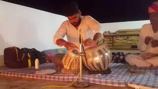 Gayk parem dan bithu Ravneri... tabla KD Charan 🌷 प्रभाती चिरजा करणी माता