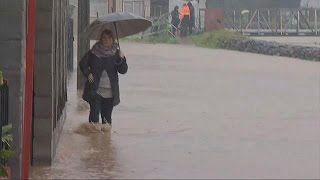 Chile: Al menos 4 muertos y 3.000 damnificados por el temporal