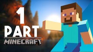 Minecraft PS3 Survival | Gameplay - Part 1
