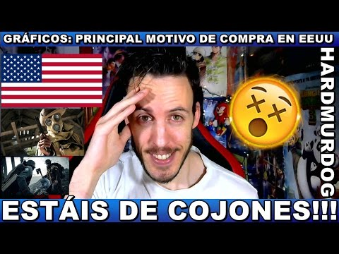 ¡¡¡GRÁFICOS: PRINCIPAL MOTIVO DE COMPRA EN EEUU!!! Hardmurdog - Noticias - Videojuegos - Opinión