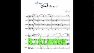 Gambar cover Hungry Dance (Original Mix) - DJ Elwood