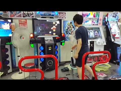 [PIU]Pumptris Quattro SP10 Turn Turn Turn! (Single Performance)