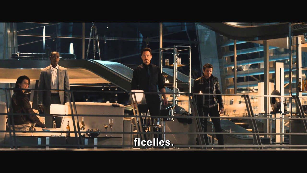 Avengers, L'Ère d'Ultron - Bande-annonce teaser en VOST (version longue)