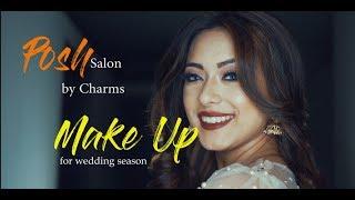 Mera Laung Gawacha   Posh salon by charms   Neha Bhasin   Make up   Veronica Tham    Sony a6300