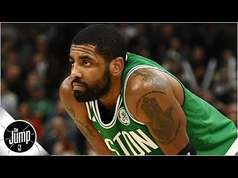 Does Kyrie Irving make the Celtics the best team in the Eastern Conference? | The Jump