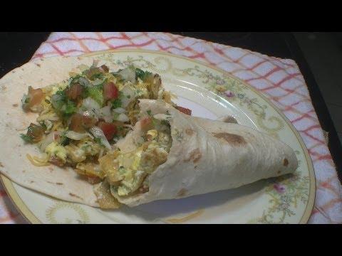 Authentic Migas Tacos Deliciosos tacos migas