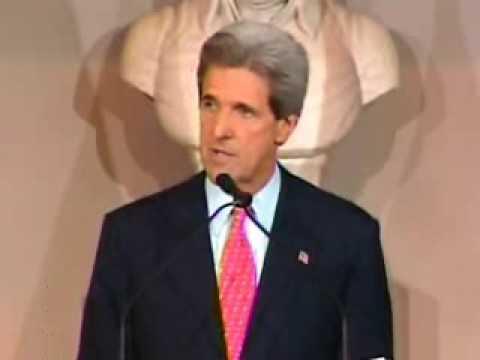 John Kerry 2004 Concession Speech