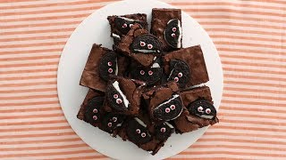 Cookie Monster Brownies- Sweet Talk with Lindsay Strand