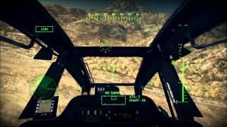 Apache: Air Assault PC Gameplay w/ TrackIR 5