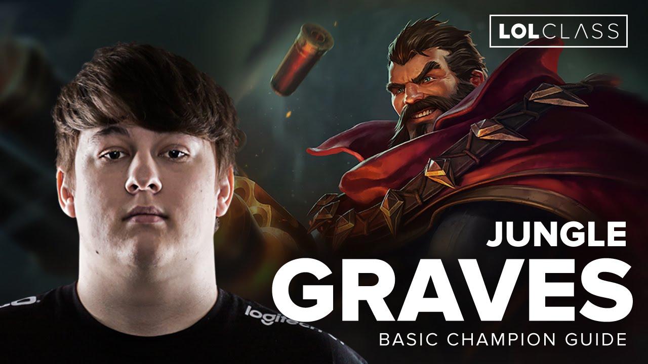 Download Graves Jungle Season 6 Guide with TSM Svenskeren | League of Legends