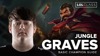 Graves Jungle Season 6 Guide with TSM Svenskeren | League of Legends