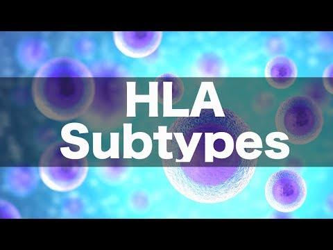 HLA Subtypes & Associations
