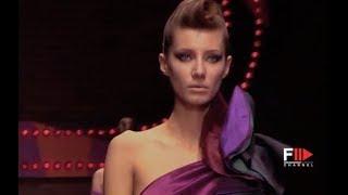 LAURA BIAGIOTTI Fall 2009/2010 Milan - Fashion Channel