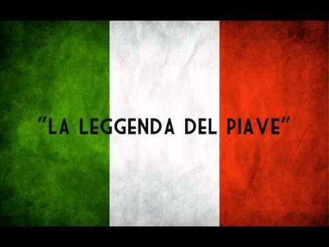 """""""La Leggenda del Piave""""- E.A. Mario"""