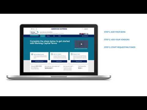 Working Capital Terms - Dashboard Walkthrough