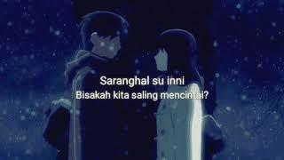 JAEHWAN - IF I WAS (OST. VAGABOND) [ROMANZATION LYRICS + INDONESIAN LYRICS]