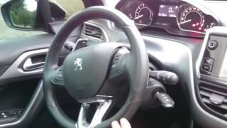 Detalhes do Peugeot 208 Griffe automático