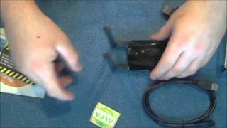Alfa Long Range Dual Band AC1200 Wireless USB 3 0 Wi Fi Adapter 5dBi External Antennas Review