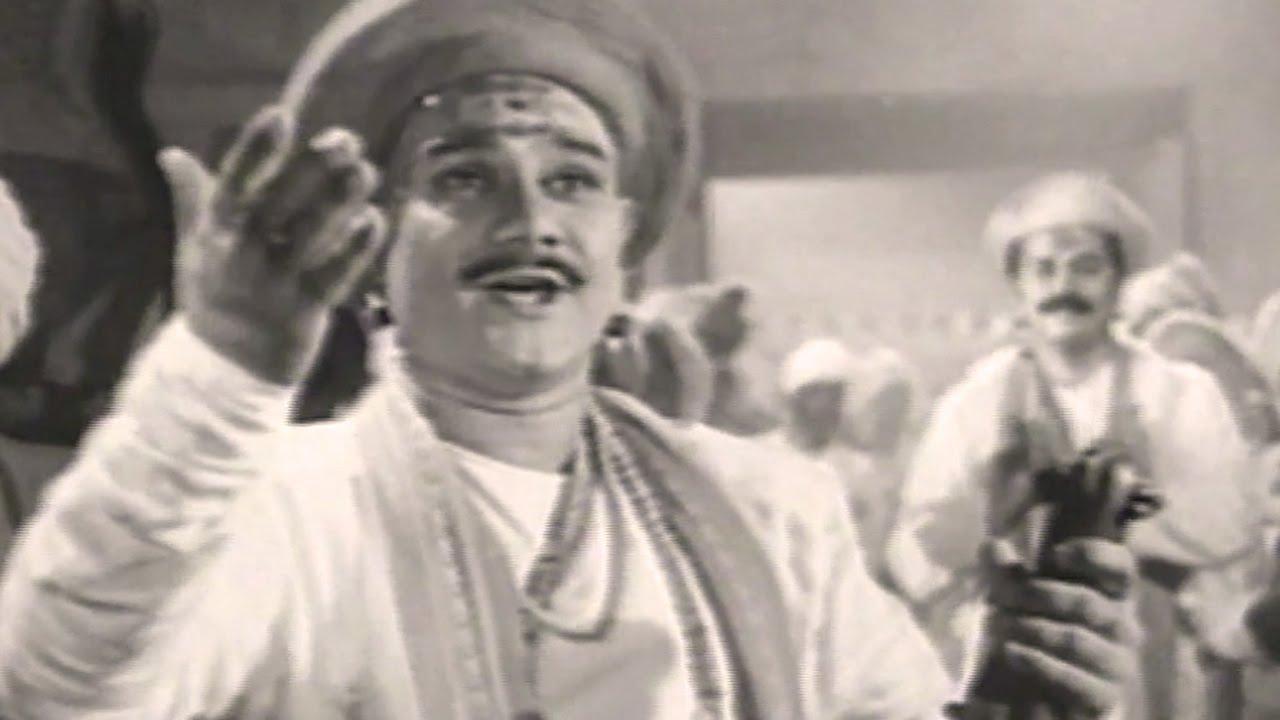 Utha Pandharichya Raja Song Lyrics From Sant Gora Kumbhar - TechLyrics
