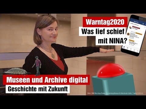 Kultur & Medien im digitalen Zeitalter und die NINA-Warn-App (Digitalausschuss, 27.01.2021)