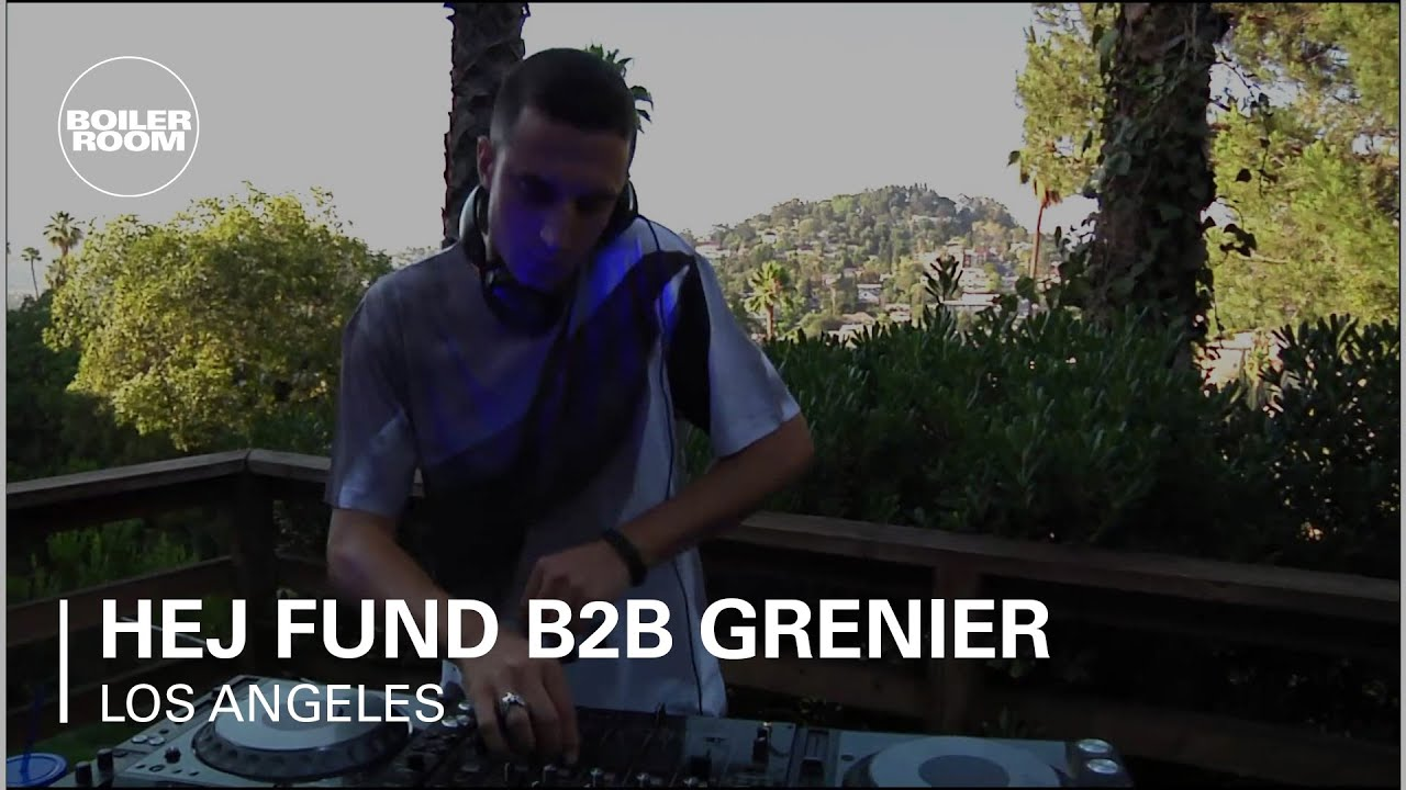 005d099c828 Hej Fund b2b Grenier Boiler Room Los Angeles DJ Set - YouTube
