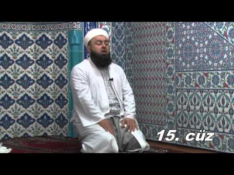 Fatih Medreseleri Masum Bayraktar Hoca Mukabele 15. Cüz