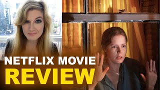 The Woman in the Window REVIEW - Netflix 2021 Amy Adams
