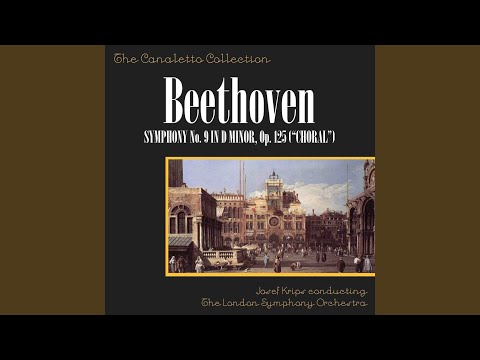 """Beethoven: Symphony No. 9 In D Minor, Op. 125 (""""Choral"""") : 2nd Movement - Molto Vivace; Presto"""