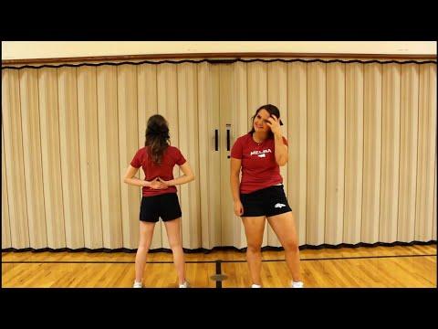 Melba High School Cheer Video 2019-2020