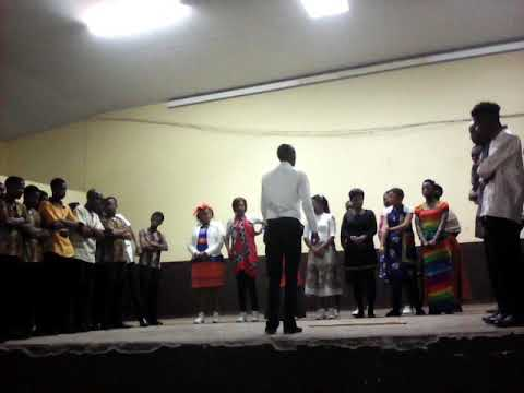 Charmas mass choir