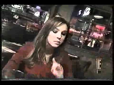 """Jennifer Love Hewitt,Suzanne Sena """"Out To Lunch"""" E! Channel (1998?)"""