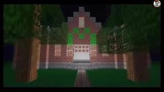 Minecraft мультик Школа Монстров урок алхимии 1 часть
