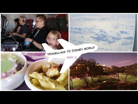 Fourth Family Floriday 2017 - Day 2 - TRAVEL DAY PART 2