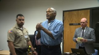O.J. Simpson granted release from prison