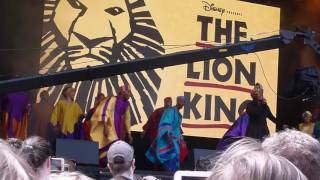 West End Live - The Lion King 19/06/2016