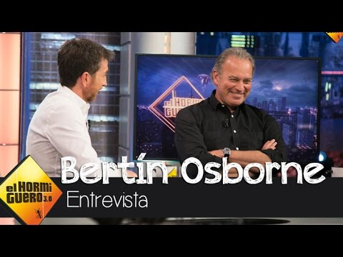 Bertín Osborne confiesa su momento más agobiante  - El Hormiguero 3.0