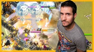 ¿ CONGELACION ? LA MANSION - CLASH OF CLANS - AnikiloEnTuClan #73 - GUERRA CON SUSCRIPTORES