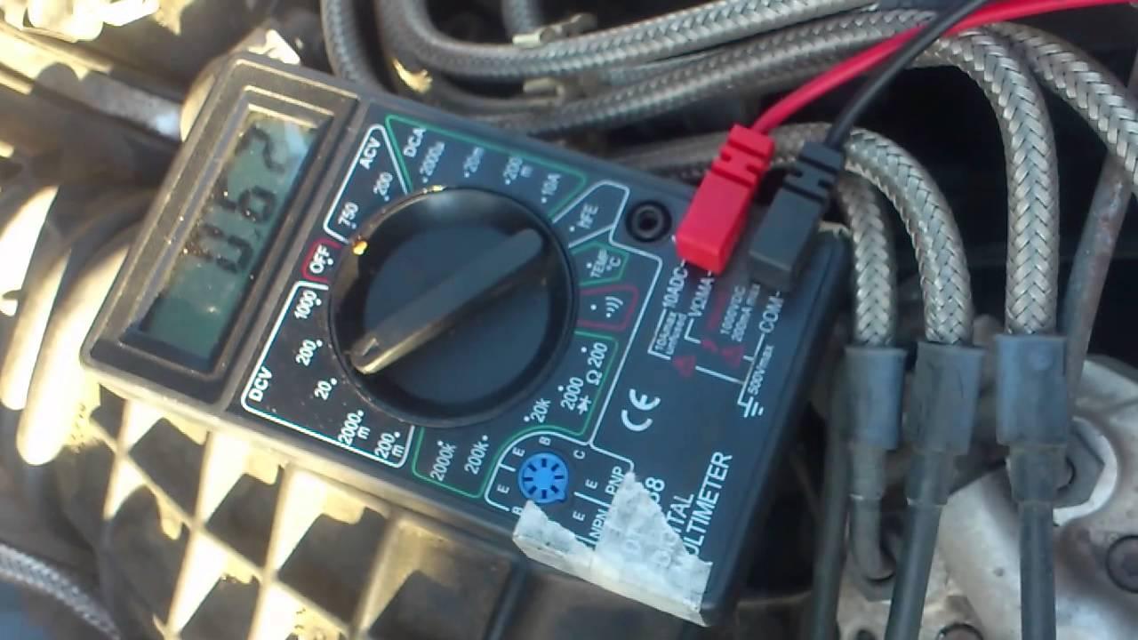 ремонт потенциометра расходомера воздуха audi c4 2.3 aar
