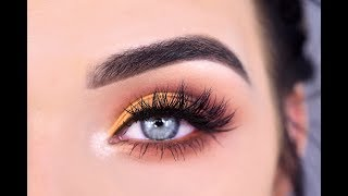 Jaclyn Hill X Morphe Vault   Ring the Alarm Eye Makeup Tutorial