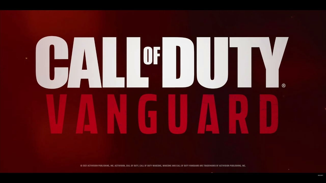 Call of Duty: Vanguard announced, with more to be revealed in ...