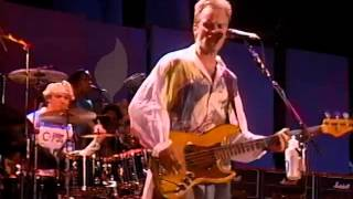The Police - Message In A Bottle - 6/15/1986 - Giants Stadium (Official)