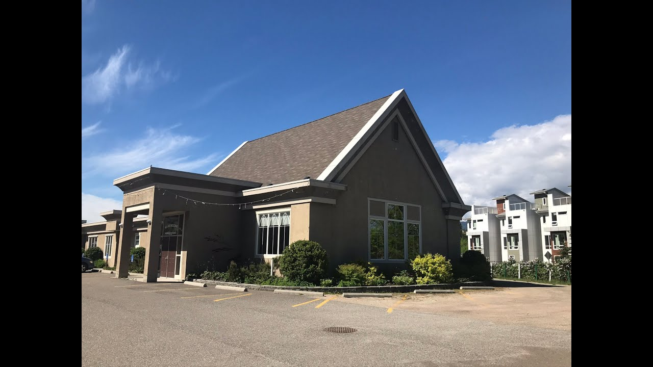 Re-opening of Winfield United Church