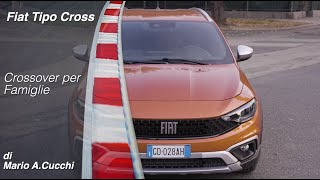 Fiat Tipo Cross a Ruote in Pista