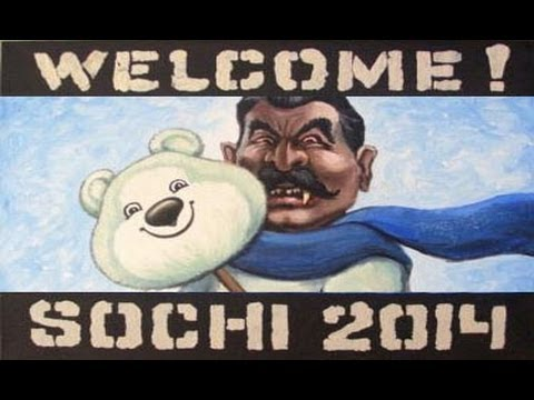 Exhibition Censored in RUSSIA: The darker side of the Sochi Olympics