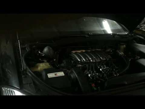 Фото к видео: Ремонт двигателя Citroen c6 es9a 3.0 бензин часть 1