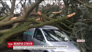 Вбивчий шторм у Європі. Щонайменше 10 людей загинули у Нідерландах, Бельгії та Німеччині