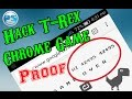 *New Method* HACK T-Rex Chrome Game on your Smartphone 2016